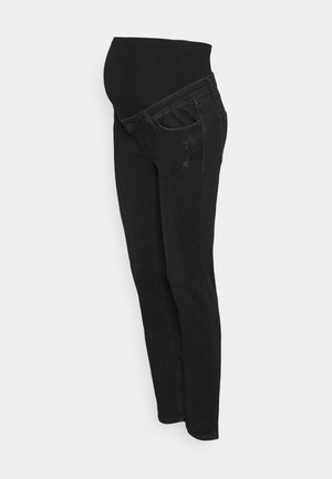 TYLER CLASSIC SLIM LEG - Džíny Slim Fit - black