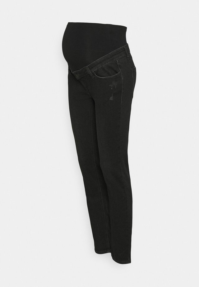 TYLER CLASSIC SLIM LEG - Slim fit jeans - black