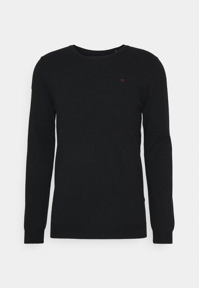 POKI - Pullover - noir