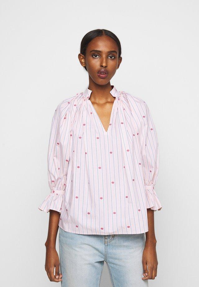 LIPS PRAIRIE - Blouse - pink