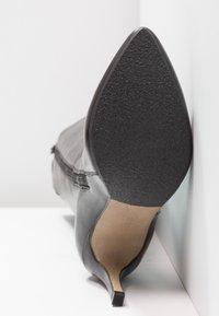 Steven New York - NOLITA - Stivali con i tacchi - black - 6
