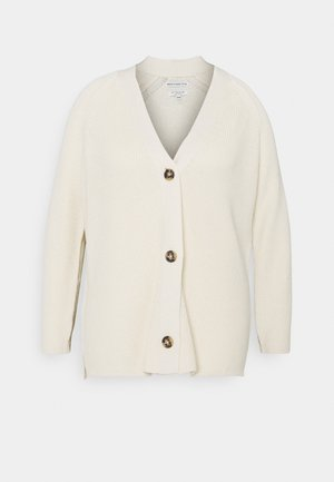 Cardigan - champagne white