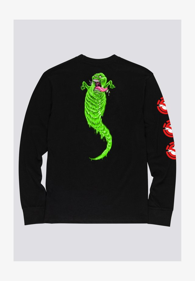 Ghostbusters Goop - Longsleeve  - T-shirt con stampa - flint black