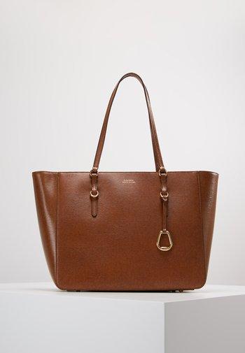 TOTE - Handbag - lauren tan