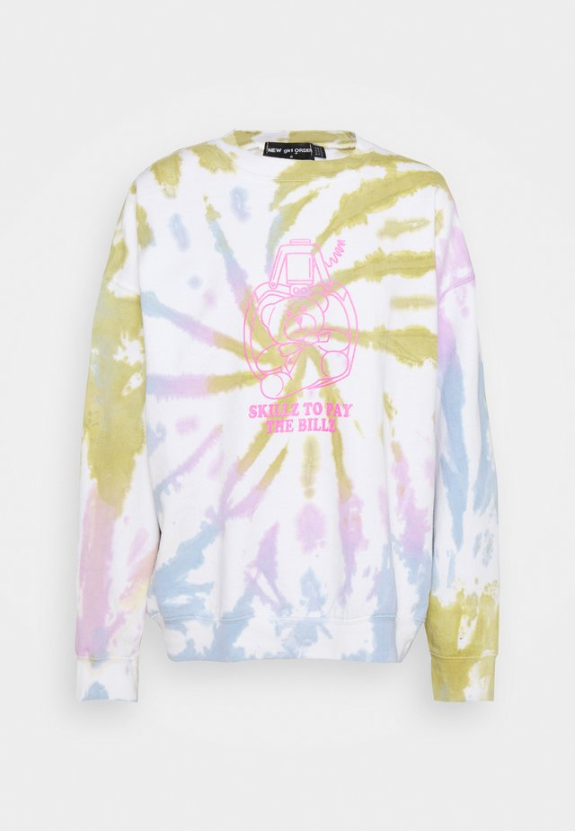 SKILLZ - Sweatshirt - lilac/multi