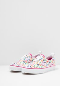 Vans - ERA ELASTIC LACE - Trainers - fuchsia purple/true white - 3