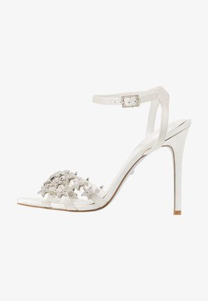 MAGESTICAL - High heeled sandals - ivory