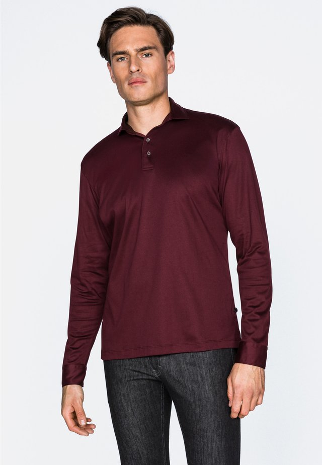 PESO - Poloshirt - rot/rose