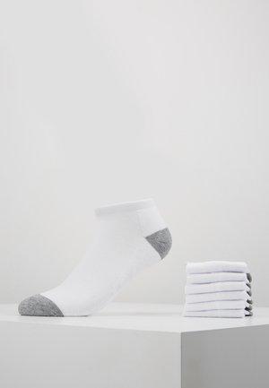 ECODIM 6 PACK - Ponožky - white
