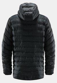 Haglöfs - SÄRNA MIMIC HOOD - Winter jacket - true black - 6