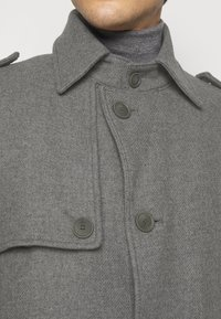DRYKORN - SKOPJE - Short coat - grey - 5
