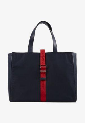 MODERN TWIST TOTE - Velká kabelka - blue