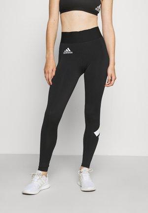 3BAR - Tights - black/white