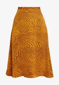 Levete Room - GHITA  - Áčková sukně - sudan brown - 3