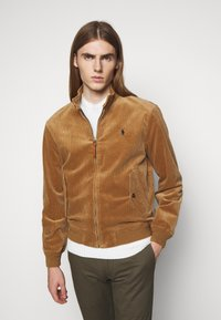 Polo Ralph Lauren - WALE BARRACUDA - Summer jacket - rustic tan - 0