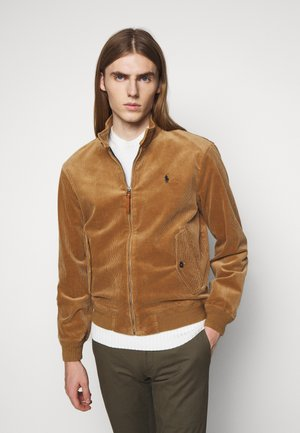 WALE BARRACUDA - Summer jacket - rustic tan