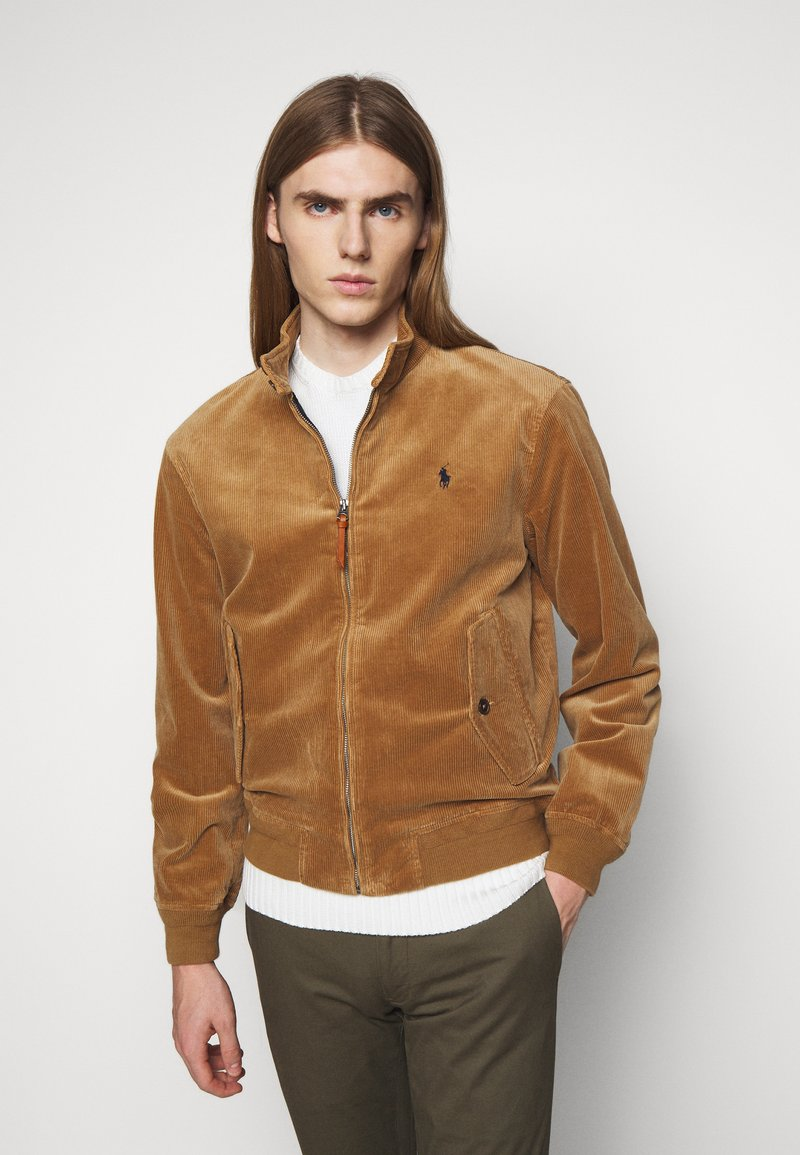 Polo Ralph Lauren - WALE BARRACUDA - Summer jacket - rustic tan
