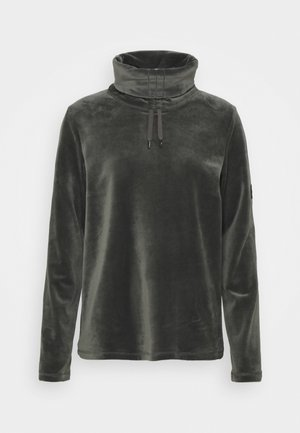 CLIME PLUS - Fleece jumper - army green