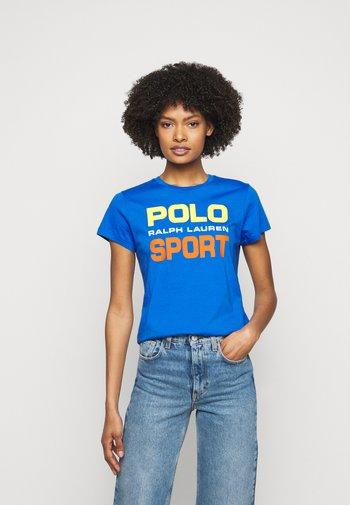 Print T-shirt - spa royal