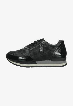 Sneakers laag - schwarz lack