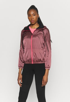 Outdoor jacket - alpine flower