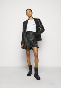 2nd Day - SPRUCIA - Mini skirt - black - 1