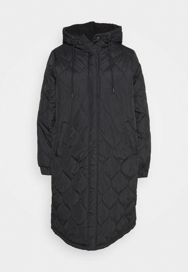 ANIMA - Abrigo de invierno - black