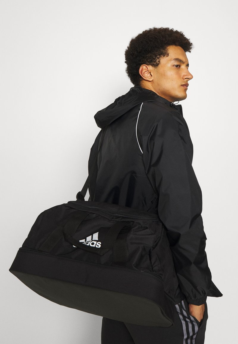 adidas Performance - TIRO - Sportstasker - black/white