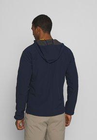 Mammut - Soft shell jacket - marine - 2