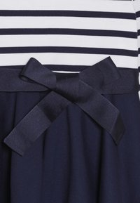 Polo Ralph Lauren - PONTE STRIPE - Jerseykleid - french navy/white - 5