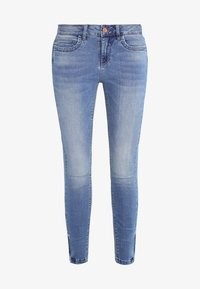 ONLY - ONLKENDELL - Jeans Skinny Fit - medium blue denim - 5