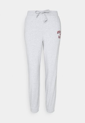 BRANDED PANT - Tracksuit bottoms - heather gray