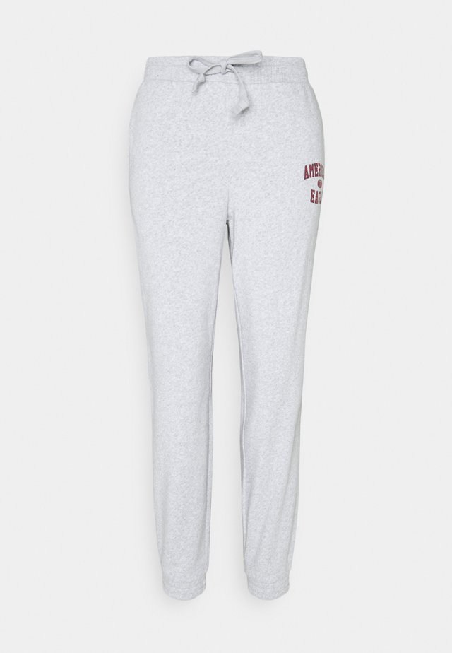 BRANDED PANT - Teplákové kalhoty - heather gray