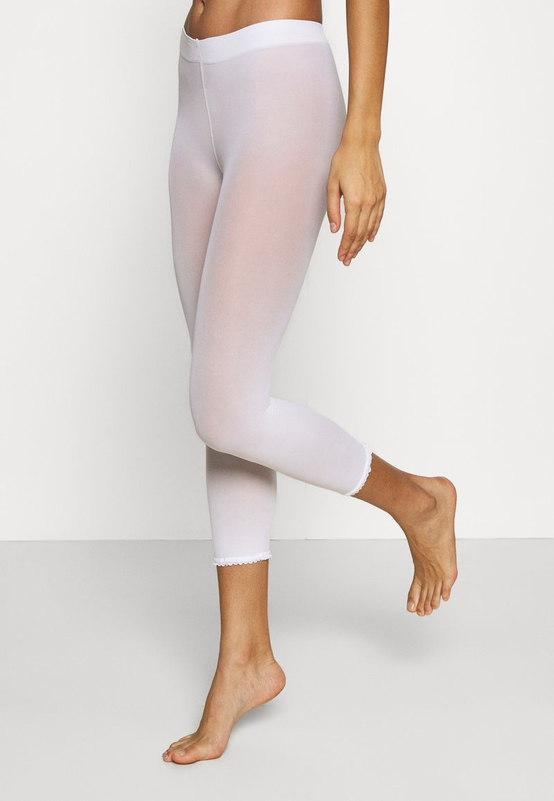 KUNERT - EASE - Leggings - Stockings - white