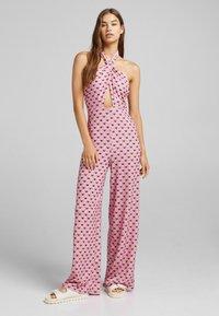 Bershka - Jumpsuit - pink - 1