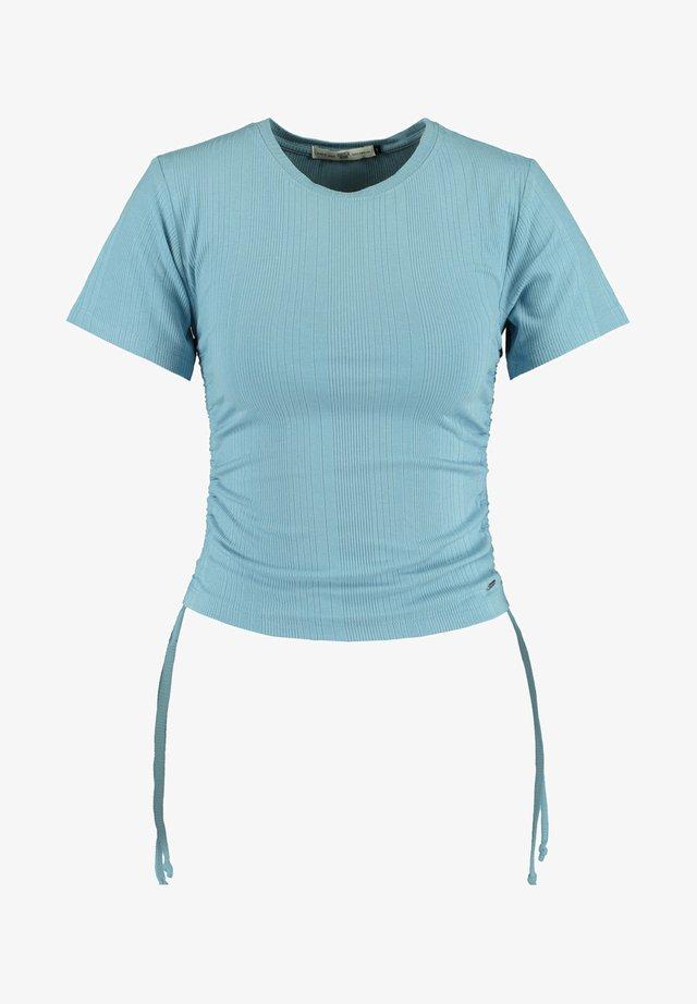 T-shirt basic - babyblue