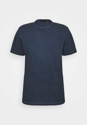 PRECISE TEE - T-shirt basique - blue