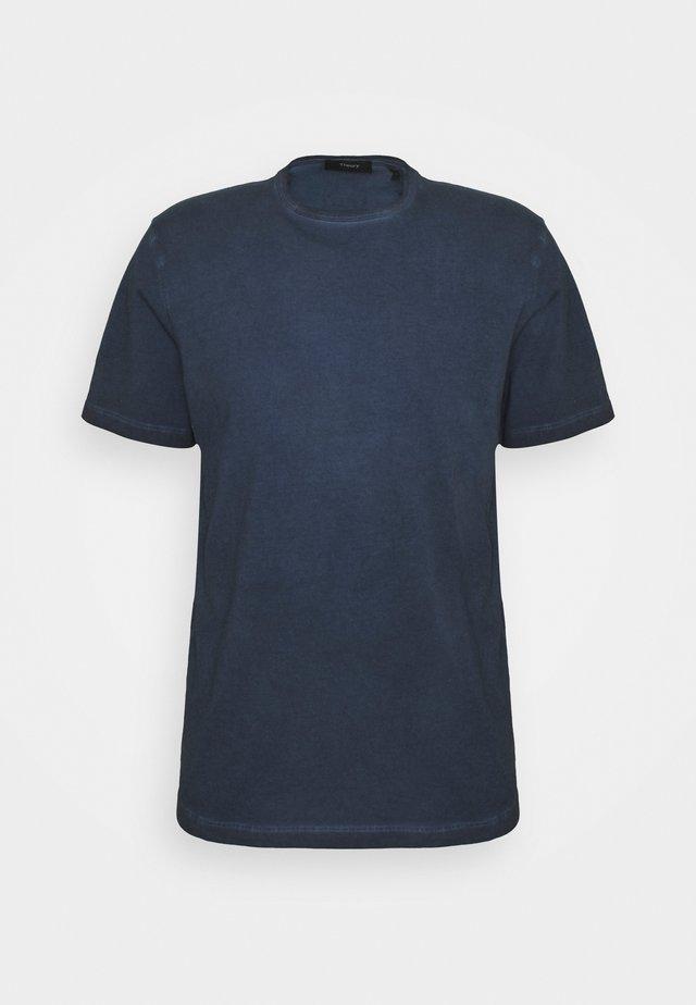 PRECISE TEE - T-shirt basic - blue