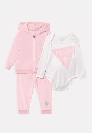 BABY SET UNISEX - Baby gifts - apricot