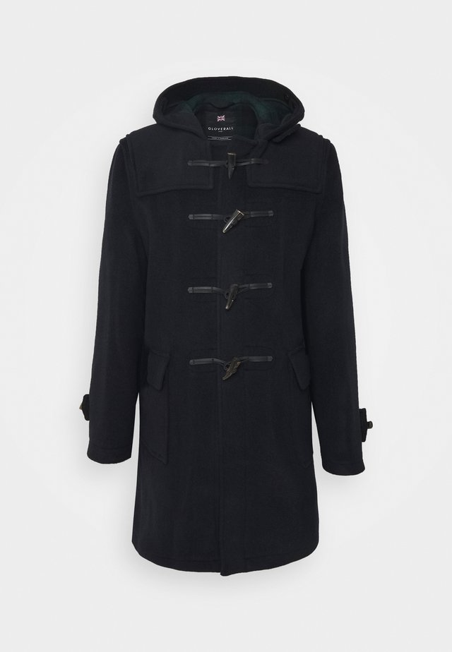 MORRIS DUFFLE - Cappotto classico - navy