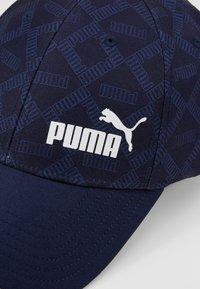 Puma - Czapka z daszkiem - peacoat - 6