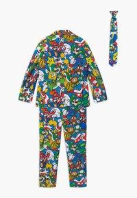 OppoSuits - BOYS SUPER MARIO™ SET - Suit - multi-coloured - 1