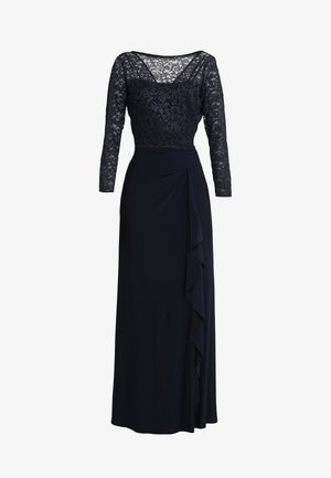 CLASSIC LONG GOWN COMBO - Iltapuku - lighthouse navy