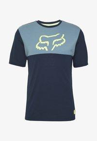 Fox Racing - RANGER DRI RELEASE - T-Shirt print - navy - 3