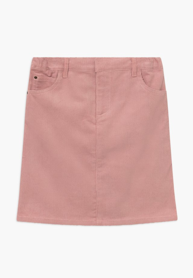 OMILA  - Mini skirt - peachskin