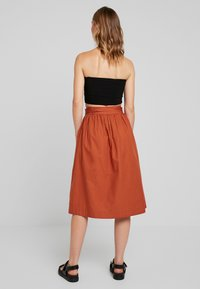 YAS - YASPICCA SKIRT ICONS - A-line skirt - picante - 2