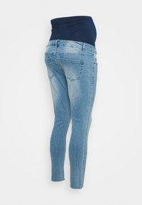 Forever Fit - ANKLE GRAZER - Jeans Skinny - light wash - 1