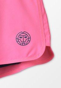 BIDI BADU - GREY TECH - Sportovní kraťasy - pink/dark blue - 2