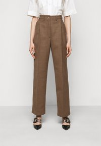 Lovechild - LUCAS - Trousers - brown - 0