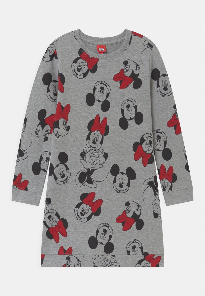 OVS - DISNEY MICKEY MOUSE & MINNIE MOUSE - Denní šaty - titanium